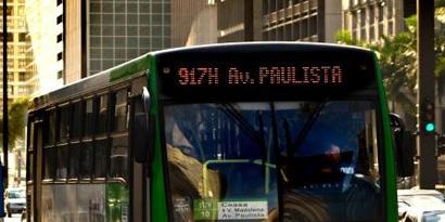 Imagem de Ônibus da cidade de São Paulo podem ser pagos através do celular no site TecMundo