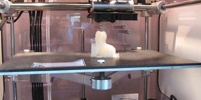 Imagem de Impressoras 3D criam objetos diversos na Campus Party no site TecMundo