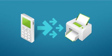 Imagem de Como imprimir conteúdos direto do seu celular no site TecMundo