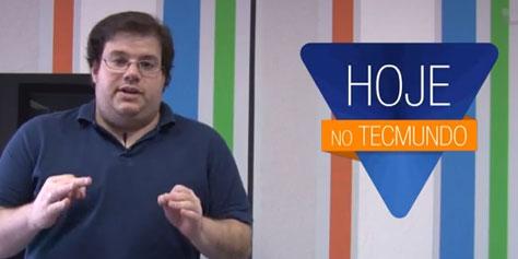 Imagem de Hoje no Tecmundo: 15/10/2013 [vídeo] no site TecMundo