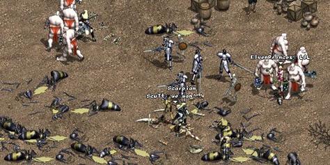 Imagem de Idosa processa Lineage após destruir sem querer item raro de R$ 60 mil no site TecMundo