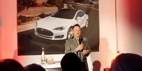 """Imagem de Tesla Motors: carros movidos a hidrogênio são """"besteira"""" no site TecMundo"""