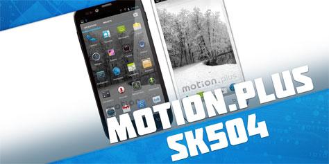 Imagem de Análise: smartphone CCE Motion Plus SK504 [vídeo] no site TecMundo