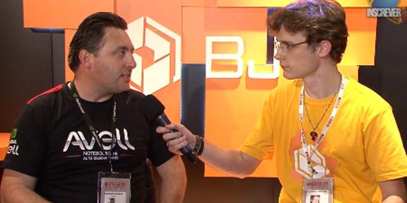 Imagem de Diretor da Avell fala sobre novo notebook de alto desempenho para gamers no site TecMundo