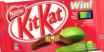 Imagem de Vídeo apresenta o editor de fotos do novo Android KitKat no site TecMundo