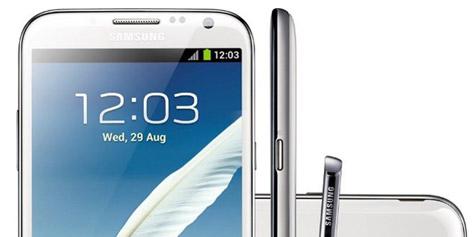 Imagem de Samsung Galaxy Note 2 pode ser atualizado para o Android 4.3 em breve no site TecMundo