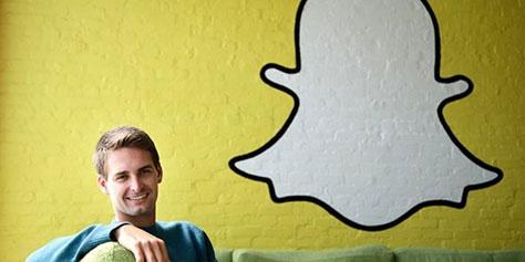 Imagem de Facebook tentou comprar app Snapchat por US$ 3 bilhões no site TecMundo