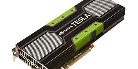 Imagem de NVIDIA anuncia o Tesla K40, placa de processamento para supercomputadores no site TecMundo