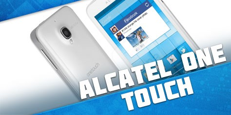 Imagem de Análise: Alcatel OneTouch Fire [vídeo] no site TecMundo