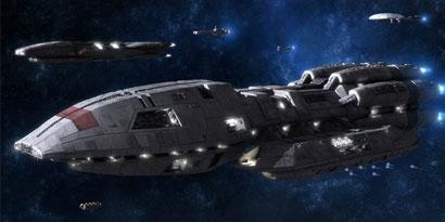 """Imagem de Físico confirma que motor para """"dobra espacial"""" é possível e viável no site TecMundo"""