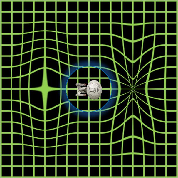 bbbcb9dc610 Espaço-tempo seria acelerado para facilitar a viagem espacial (Fonte da  imagem  Reprodução io9)