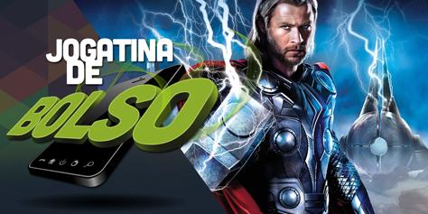 Imagem de Jogatina de bolso: Thor [vídeo] no site TecMundo