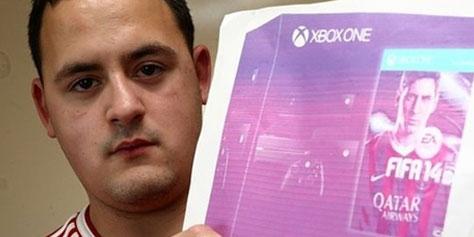 Imagem de Diga Xbox One: estudante é enganado e paga preço do console por foto no site TecMundo