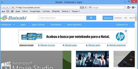 Imagem de Safari: como mudar a página inicial do browser no site TecMundo