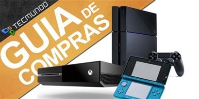 Imagem de Guia de compras 2013: consoles e portáteis para jogos [vídeo] no site TecMundo