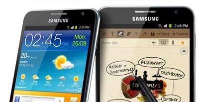 Imagem de Galaxy Note pode receber Android Jelly Bean até 1° de março no site TecMundo