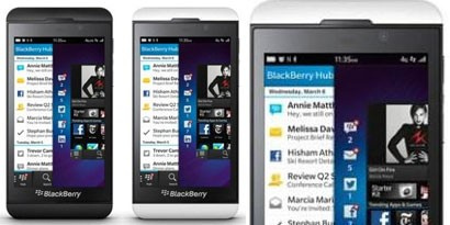 Imagem de BlackBerry Z10 é mais caro de ser fabricado que o iPhone 5 no site TecMundo