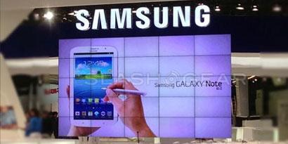 Imagem de Samsung Galaxy Note 8.0 será revelado no MWC 2013 no site TecMundo