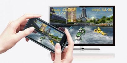 Imagem de GameTanium: jogando com o Android na TV e com o smartphone como controle no site TecMundo