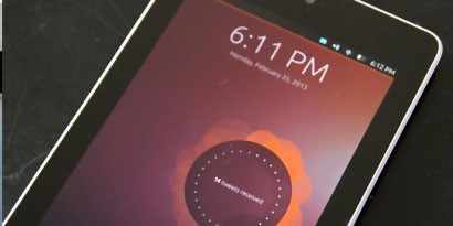 Imagem de Primeiras impressões: Ubuntu Touch no site TecMundo