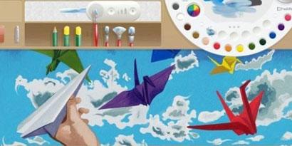 Imagem de Demonstração de Fresh Paint reforça lançamento do Windows Blue no site TecMundo