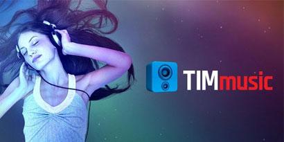 Imagem de TIM Music: serviço de download de músicas gratuito chega ao Android no site TecMundo