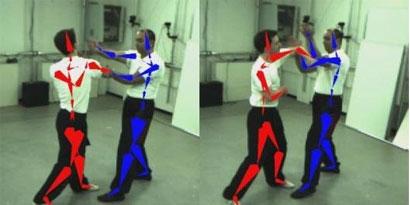 Imagem de Instituto alemão cria novo sistema para captura de movimentos no site TecMundo