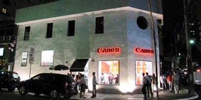Imagem de São Paulo ganha loja com linha completa de produtos fotográficos da Canon no site TecMundo