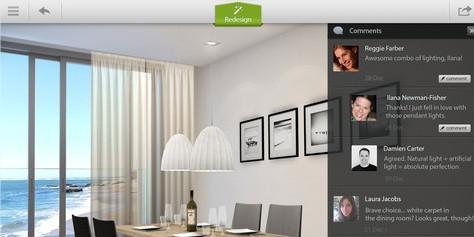 Imagem de Homestyler: Autodesk lança app de design para iPad no site TecMundo