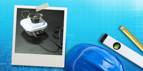 Imagem de Área 42 - Como fazer um amplificador de som portátil [vídeo] no site TecMundo