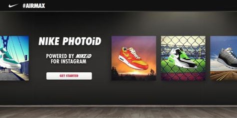 Imagem de Nike permite que você crie tênis com as cores de suas fotos do Instagram no site TecMundo