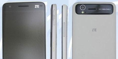 Imagem de ZTE N988 pode ser o primeiro smartphone com Tegra 4 no site TecMundo
