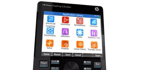 Imagem de HP Prime mostra que calculadoras também estão na evolução tecnológica no site TecMundo