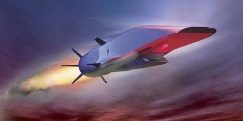Imagem de Aeronave norte-americana passa dos 6 mil quilômetros por hora em testes no site TecMundo