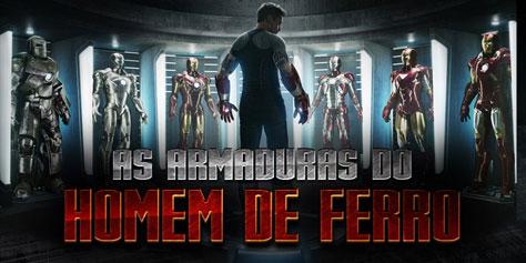 Imagem de Conheça mais sobre as armaduras do Homem de Ferro [infográfico] no site TecMundo