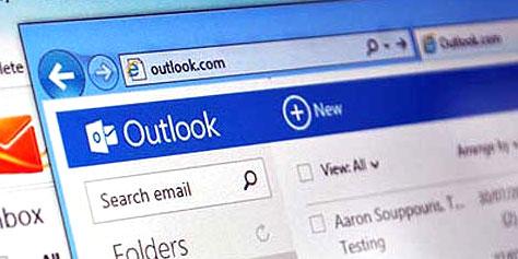 Imagem de Outlook.com permite chat em tempo real com os seus contatos do GTalk no site TecMundo