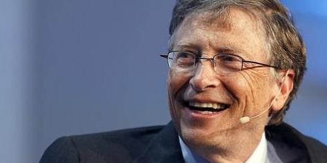 Imagem de Bill Gates volta a ser o homem mais rico do mundo no site TecMundo