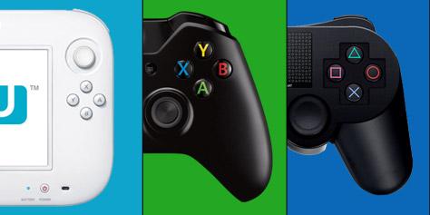 Imagem de Xbox One vs PS4 vs Wii U: qual tem as melhores especificações? no site TecMundo