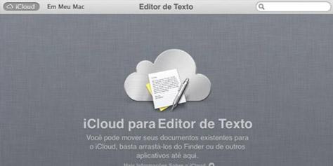 Imagem de iCloud: como acessar e deletar documentos de texto rapidamente no site TecMundo