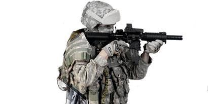 Imagem de DARPA desenvolve novo tipo de exoesqueleto militar no site TecMundo