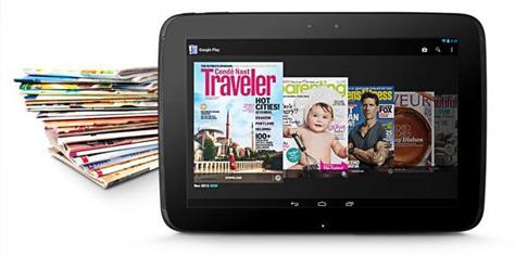 Imagem de Nexus 10, da Samsung, é homologado pela Anatel no site TecMundo