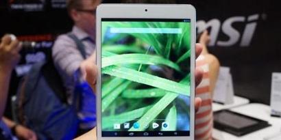 Imagem de MSI lança tablet Primo 81 no site TecMundo