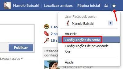 Facebook  como recuperar a sua senha por meio de contatos seguros ... 9a9c8ed743