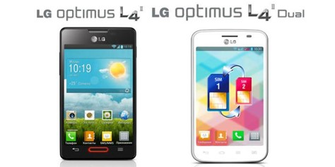 Imagem de LG anuncia smartphone Optimus L4 II na Rússia no site TecMundo