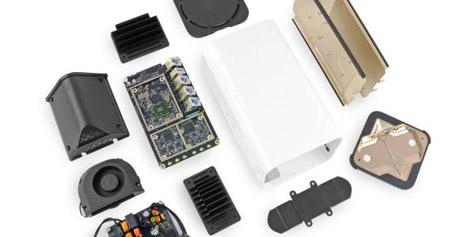Imagem de Veja como o roteador AirPort da Apple é por dentro no site TecMundo
