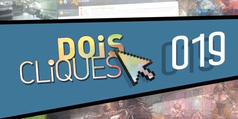 Imagem de Dois Cliques: 019 [vídeo] no site TecMundo