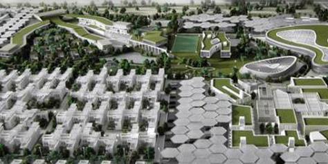 Imagem de Dubai se prepara para a construção de cidade sustentável no site TecMundo