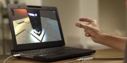 Imagem de Leap Motion ganha loja de aplicativos controlada por movimentos no site TecMundo