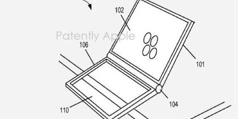 Imagem de Apple registra patente de trackpad com duas superfícies sensíveis ao toque no site TecMundo