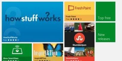 Imagem de Windows Store chega próximo à marca de 100 mil apps disponíveis no site TecMundo